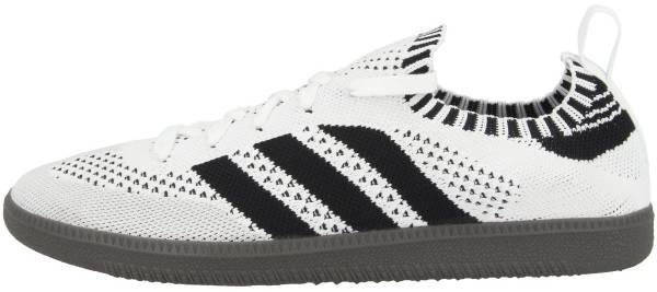 Adidas Samba Sock Primeknit Cloud White / Core Black / Bluebird