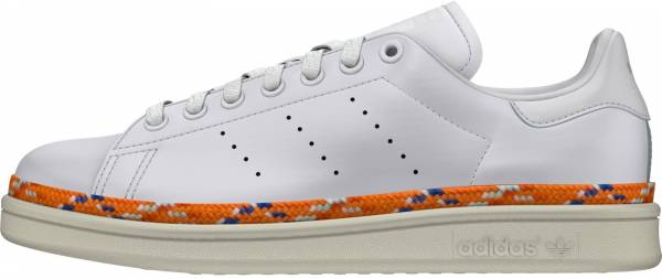 reputable site 932b0 80fb1 Adidas Stan Smith New Bold weiß