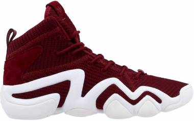Adidas Crazy 8 ADV Primeknit - Red