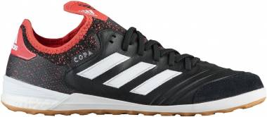Adidas Copa Tango 18.1 Indoor Black (Cblack/Ftwwht/Reacor Cblack/Ftwwht/Reacor) Men