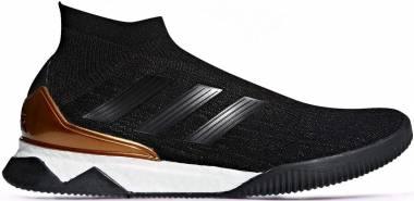 Adidas Predator Tango 18+ Trainers - black (AQ0602)