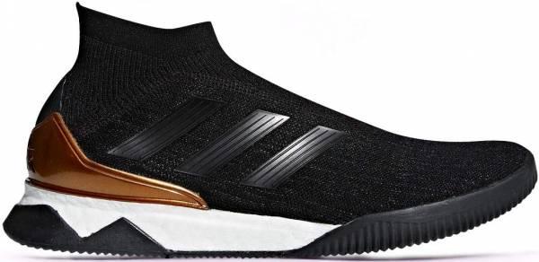 Adidas Predator Tango 18+ Trainers - Noir Cblack Cblack Cblack Cblack Cblack Cblack (AQ0602)