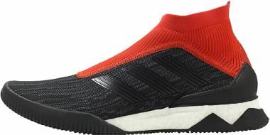 Adidas Predator Tango 18+ Trainers - Black Cblack Cblack Red Cblack Cblack Red (AQ0603)