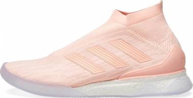 Adidas Predator Tango 18+ Trainers - Clear Orange/Clear Orange/Trace Pink (AQ0604)
