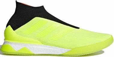 Adidas Predator Tango 18+ Trainers - Green (AQ0601)