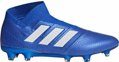 Adidas Nemeziz 18+ Firm Ground Blue-white Men