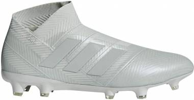 Adidas Nemeziz 18+ Firm Ground Ash Silver-White Tint Men