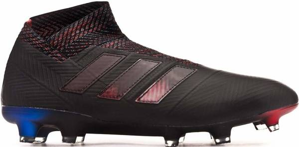 Adidas Nemeziz 18+ Firm Ground - Black (BB9422)