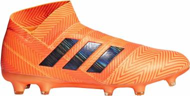 Adidas Nemeziz 18+ Firm Ground - Orange Zest Core Black Solar Red Zest Black Red (DA9589)