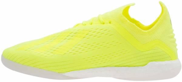 Adidas X Tango 18.1 Trainers - Yellow Syello Syello Cblack Syello Syello Cblack (DB2280)