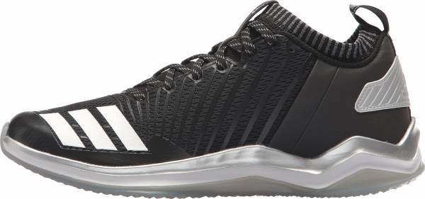 Adidas Icon Trainer Black-White-Onix