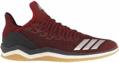 Adidas Icon Trainer - Burgundy (F36973)