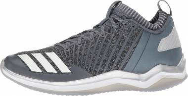 Adidas Icon Trainer - Onix/White/Metallic Silver
