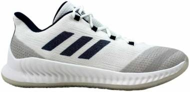 Adidas Harden B/E 2 - White-collegiate Navy-grey