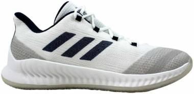 Adidas Harden B/E 2 - Blanco Azul Marino Gris