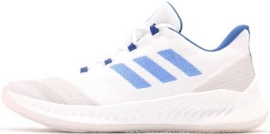 Adidas Harden B/E 2 - White Collegiate Royal Grey (BB7672)