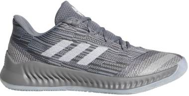 Adidas Harden B/E 2 - Grey Three Cloud White Blue Tint