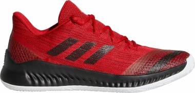 Adidas Harden B/E 2 - Black Cblack Ftwwht Scarle Cblack Ftwwht Scarle (BB7671)