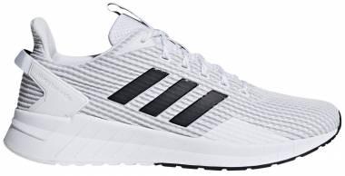 Adidas Questar Ride - Cloud White/Core Black/Grey Two (F34982)