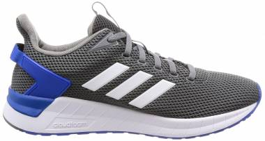 Adidas Questar Ride Grey Three/White/Grey Four Men