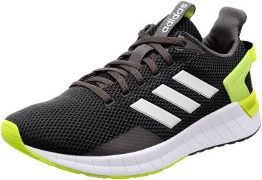 prominent Adidas Swift Run Trainers Core Black Carbon White