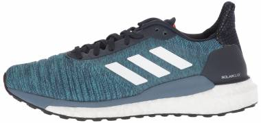 Adidas Solar Glide - Legend Ink/White/Aqua