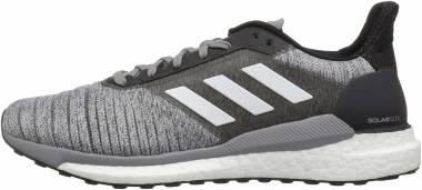 Adidas Solar Glide White/White/Black Men