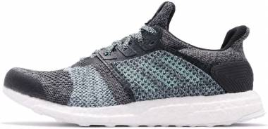 Adidas Ultra Boost ST Parley Gris (Carbon S18/Carbon S18/Blue Spirit S11) Men