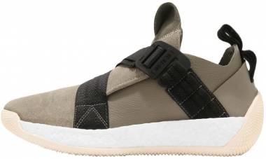 Adidas Harden Vol. 2 LS Buckle - Grün (Tracar/Cblack/Ecrtin Tracar/Cblack/Ecrtin)