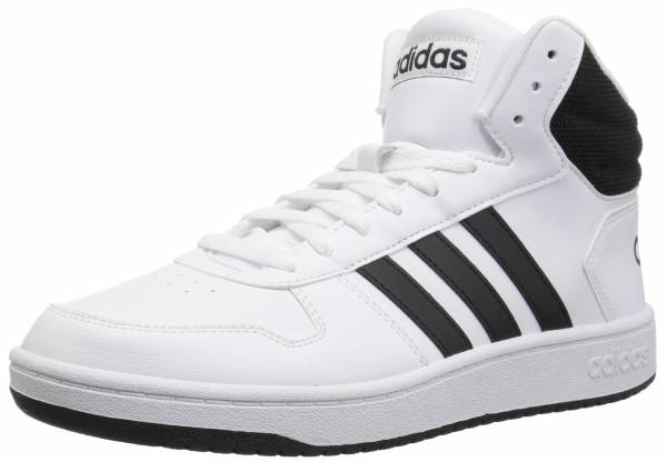 adidas neo hoops mid homme