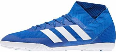 Adidas Nemeziz Tango 18.3 Indoor - Azul (Football Blue/Footwear White/Football Blue 0)