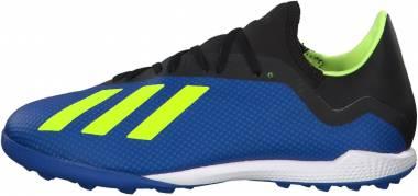 Adidas X Tango 18.3 Turf  - Blue Fooblu Amasol Negbás 000 (DB1955)