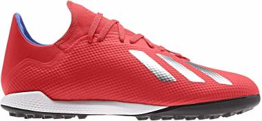 Adidas X Tango 18.3 Turf  - Active Red/Silver Metallic/Bold Blue (BB9399)