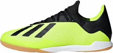 Adidas X Tango 18.3 Indoor Solar Yellow/Black/White Men