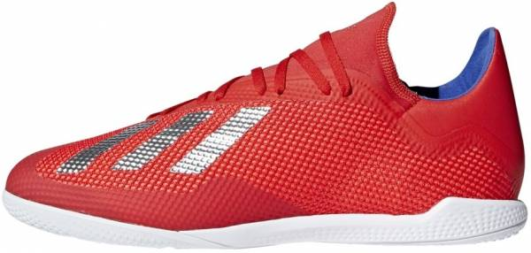 Adidas X Tango 18.3 Indoor - Red