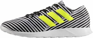 Adidas Nemeziz 17.4 Street - Black Core Black Solar Yellow Footwear White (BB3663)