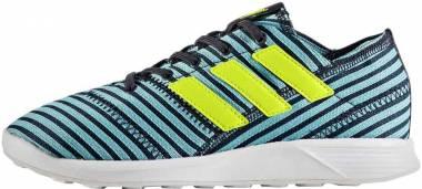 Adidas Nemeziz 17.4 Street - Multicolor Legend Ink Solar Yellow Energy Blue (BY2308)