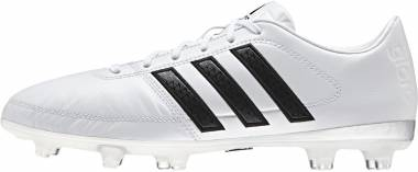 Adidas Gloro 16.1 Firm Ground - Bianco (Ftwr White/Core Black/Matte Silver)