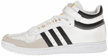 Adidas Concord 2.0 Mid - White Black Goldmet (BB8778)