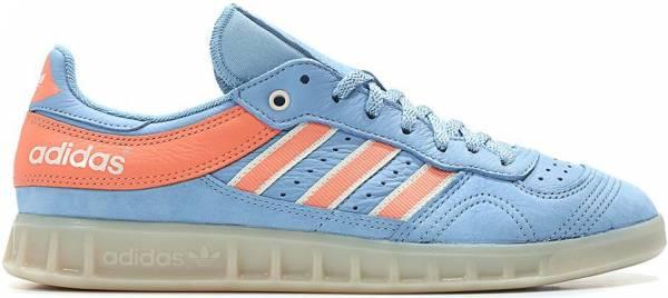 brand new 16173 0bd92 Adidas Oyster Holdings Handball Top Blue