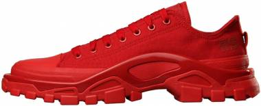 Raf Simons Detroit Runner Power Red/Power Red/Power Red Men