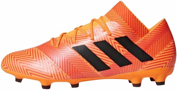 Adidas Nemeziz 18.2 Firm Ground - Orange Mandar Negbás Rojsol 000 (DA9580)