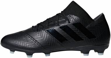 Adidas Nemeziz 18.2 Firm Ground Black/Black/White Men