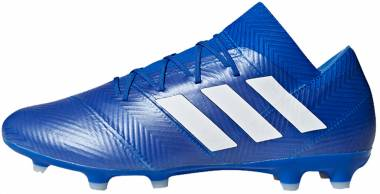 Adidas Nemeziz 18.2 Firm Ground - White (DB2092)