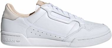 Adidas Continental 80 - Blanc Blanc Blanc