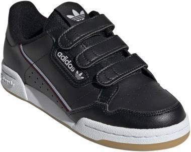 Adidas Continental 80 - noir/marron/bleu vif (EE8044)