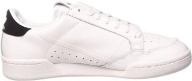 Adidas Continental 80 - Ftwr White Ftwr White Core Black (FV3891)