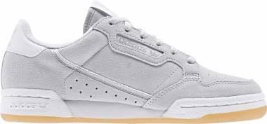 Adidas Continental 80 - Gris Blanc Gris