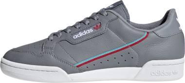 Adidas Continental 80 Grey Men