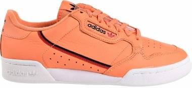 Adidas Continental 80 - Easy Orange/Core Black/Scarlet (CG7124)